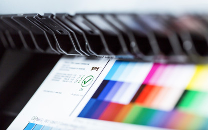 GMG shows colour critical proofing at Labelexpo 2015