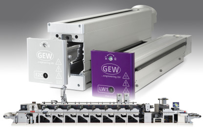 Sales first for Nilpeter: Three FA-4* presses include a new hybrid UV-curing system