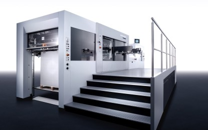 Heidelberg's new Promatrix 106 CS Die Cutter to make first appearance at Graph Expo 2015
