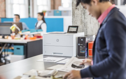 New HP LaserJets with built-in self-healing security features