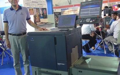 Konica Minolta launches 3rd generation of high-chroma Production Printing Systems
