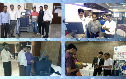 Multi-city roadshows demonstrate Konica Minolta PP products