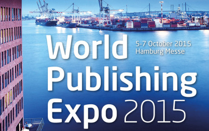 World Publishing Expo draws thousands of visitors from 79 countries