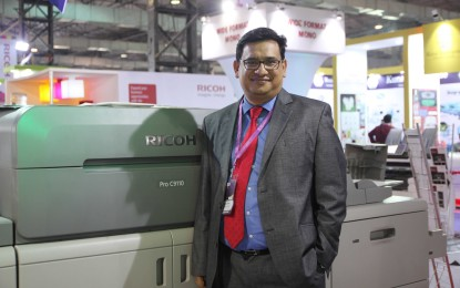 Ricoh India eyes top market position
