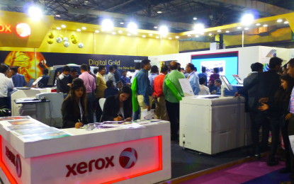 Xerox: A showcase of five high-technology products at Pamex 2015