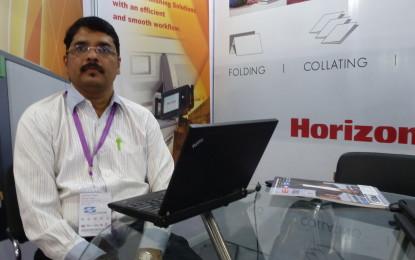 Proteck Machinery promotes Horizon range at Pamex