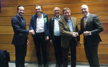 Polaris Trykk extends collaboration with EAE and QIPC