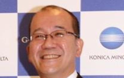 Konica Minolta driving future growth at drupa