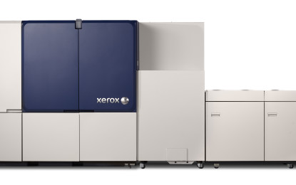 Xerox introduces its first cut-sheet inkjet press and new continuous feed inkjet platform