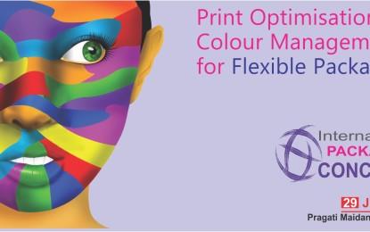 International Packaging Conclave focuses print optimisation & colour management for flexible packaging