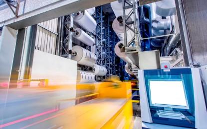 Mitsubishi HiTec Paper sets sight firmly on the future