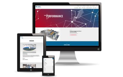KBA's new website is more dynamic