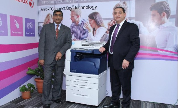 Xerox launches secure mobile & cloud enabled i-Series