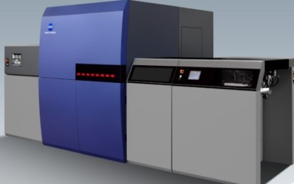 Konica Minolta showcases new solutions and products at drupa