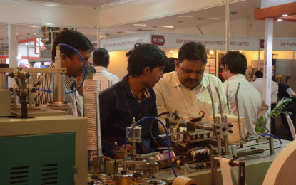 A Galore of displays and launches at PackPlus 2016