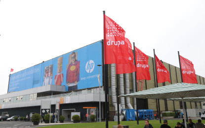 HP surpasses previous drupa results by 25%