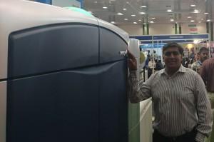Balaji, Executive Director - Tehnology & Channels, International Business, Xerox India