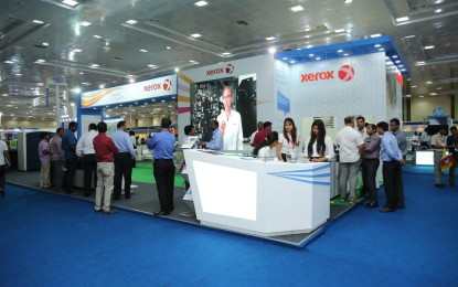 Xerox showcases a portfolio of marquee Digital Printing equipments at PrintExpo 2016