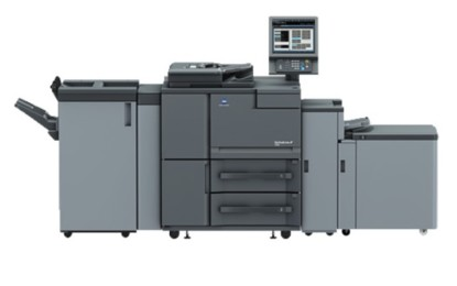 Konica Minolta bizhub PRO 1100 offers robust profitability to printing business