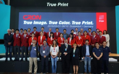 CRON: Optimising efficiency and profitability in conventional Offset printing