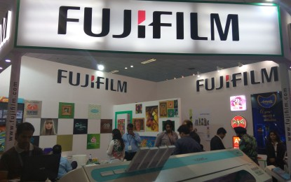 Fujifilm at Media Expo 2016