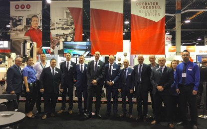 MPS breaks records at Labelexpo