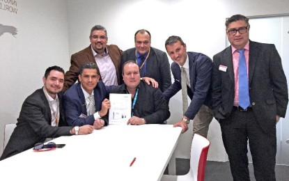 PubliGraficInternacional buys first BOBST MW CI flexo press