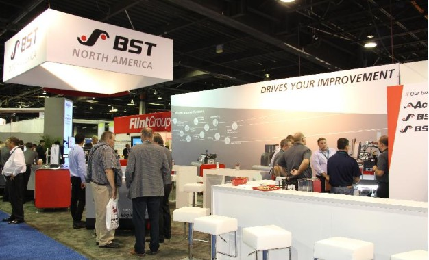 BST introduces innovations for the labelling and packaging industry