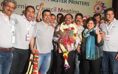 Prof.Kamal Chopra is the new President of AIFMP