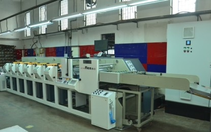 Alliance Printech to show two presses