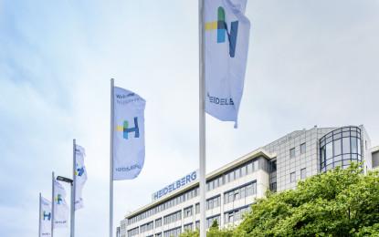 Heidelberg creates sound basis to achieve year's targets