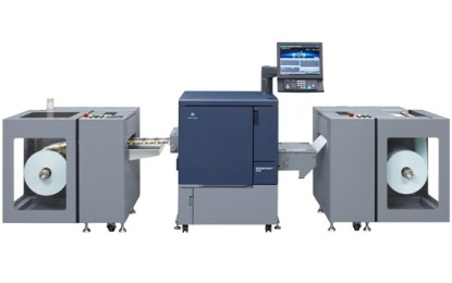 Konica Minolta sets new benchmarks in Industrial Printing segment at Labelexpo