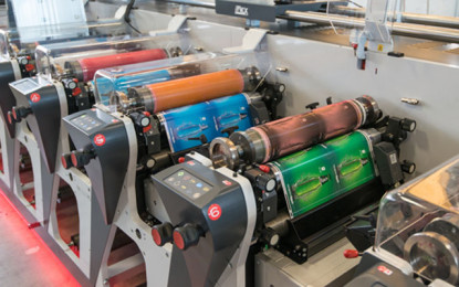 Huhtamaki PPL and Insight Graphics go for new Omet iFlex at LabelExpo