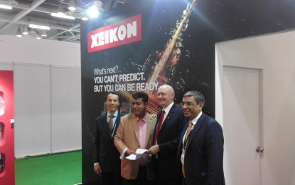 Zircon signs for two Xeikon digital presses