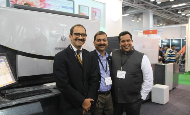 HP has first showcase of its Indigo WS6800 Digital Press
