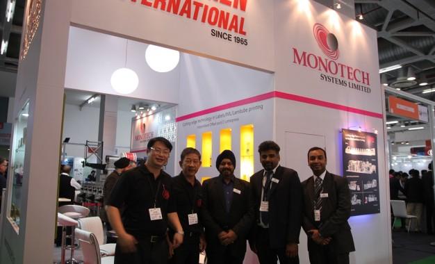 Labelmen, Taiwan @Label Expo India 2016
