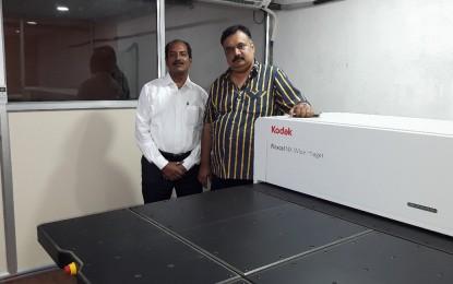 Print Factory opts for Kodak Flexcel NX Wide Hybrid System