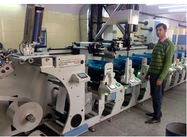 PRESSIdeasPrint Square enters Flexo printing with Lombardi