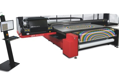 Stepping into the industrial printing area