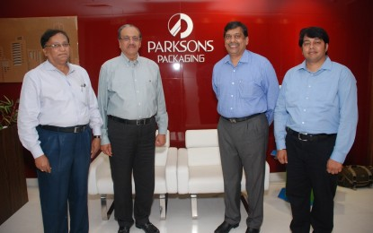Parksons repeats Autoprint Checkmate-Print Inspection machine order in 5 months
