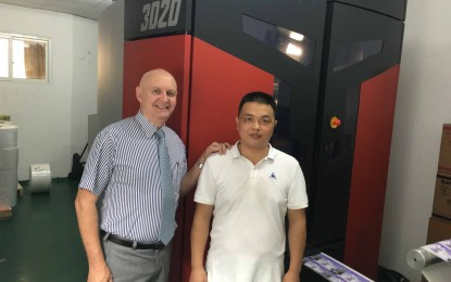 Chinese first for Xeikon 3020