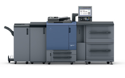 Konica Minolta demonstrates cutting edge solutions at PrintPack