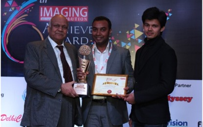 Monotech Systems wins 'Best 3D Printing Solution Provider' award
