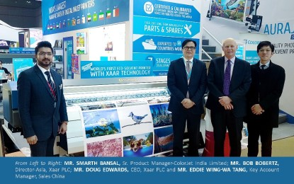 ColorJet shows world first at Shanghai show