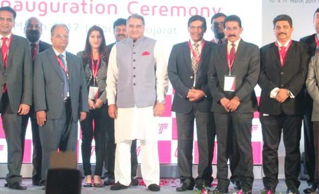 Cosmo Films holds Line 10 Inauguration Function