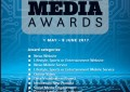 South Asian Digital Media Awards registration from 1 May