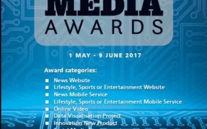 South Asian Digital Media Awards registration from 1 May