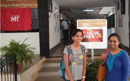 Manipal organizes 'Now & Then' event