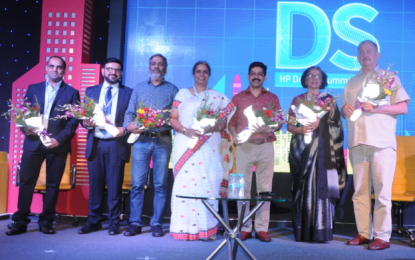 HP introduces innovative print technology solutions to top Architects in Pune