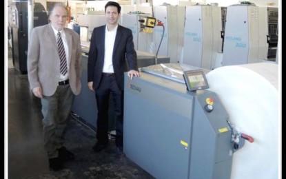 Printsystem trusts in Tecnau for automatic cutting